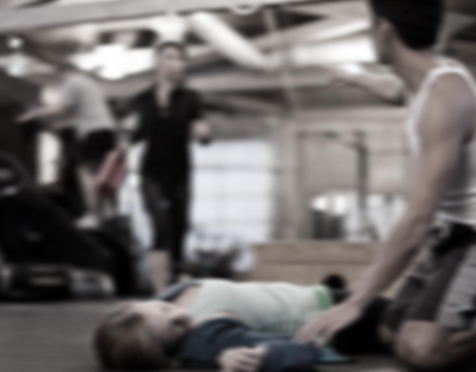 Cardioasistencia en gimnasios y clubes